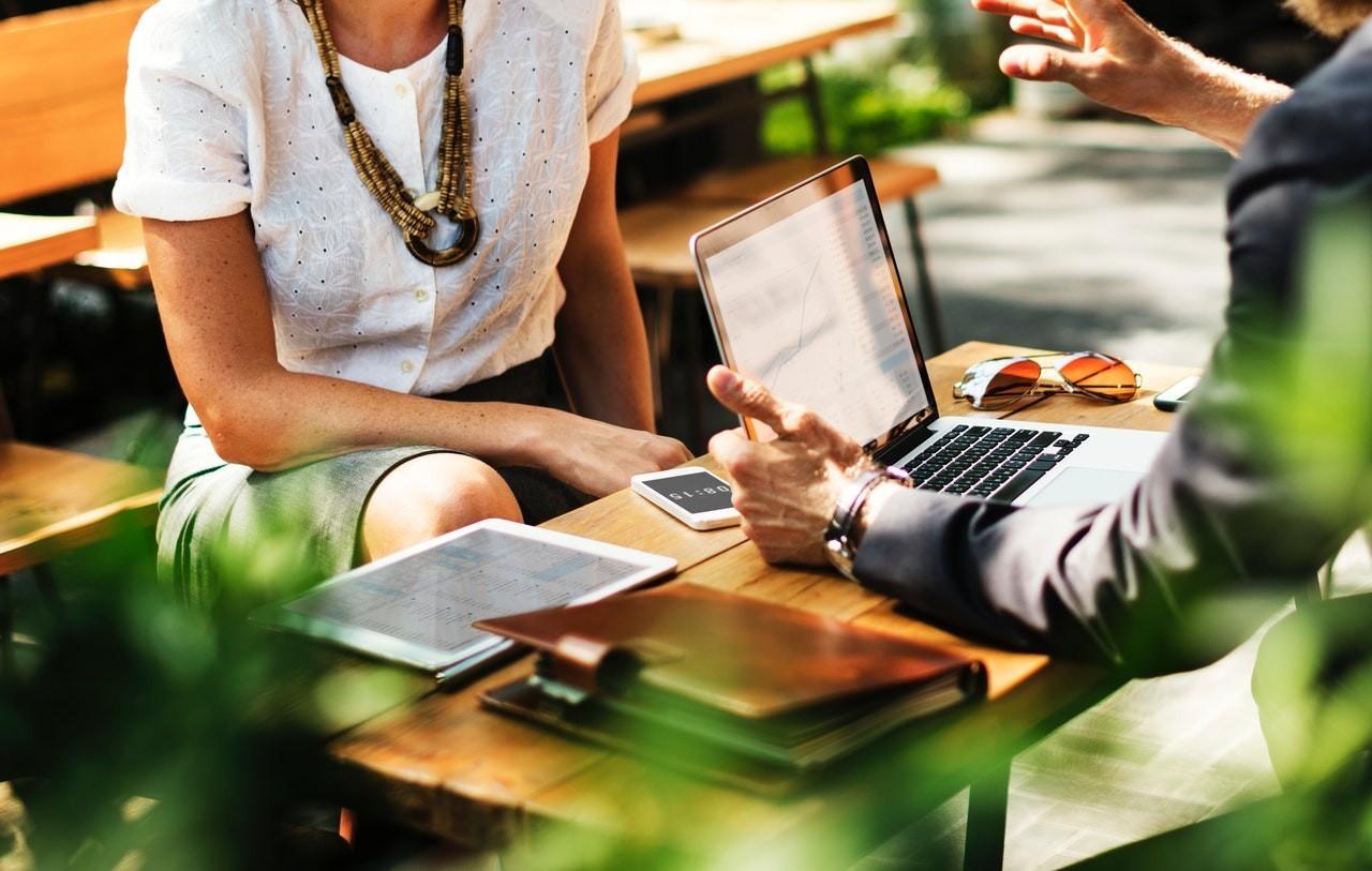 Strategy in digital marketing company